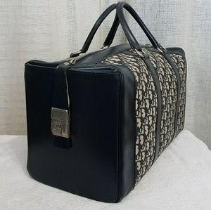 Christian Dior Bags - Auth. Vintage Christian Dior carryon travel Bag d2181b64f3cc5